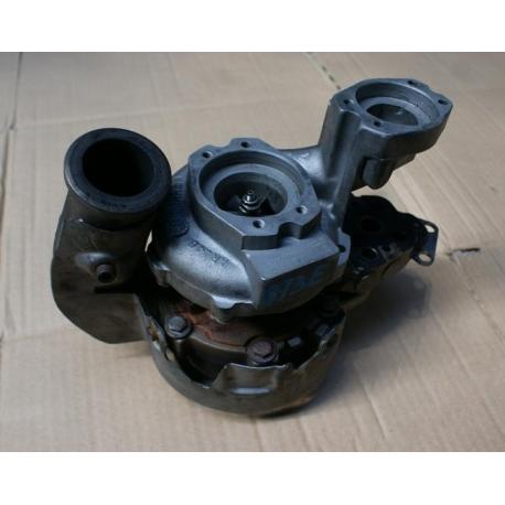 Турбина VW AUDI 5.0 W10 07Z145873E левая