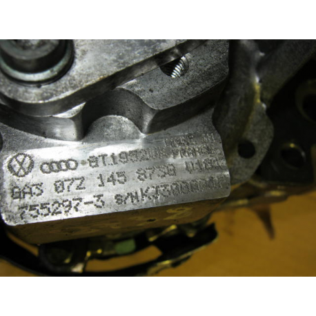 Турбина VW AUDI 5.0 W10 07Z145873G левая