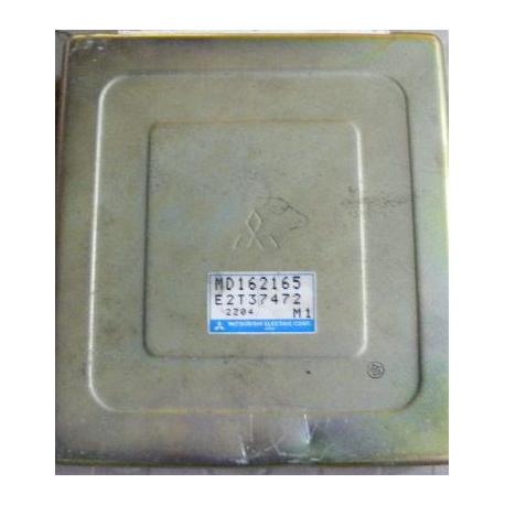 Блок управления двигателем Mitsubishi Pajero II 3.0 v6 MD162165 E2T37472