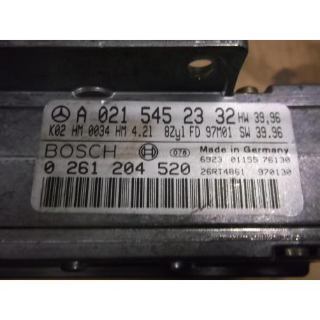 Блок управления двигателем Mercedes W210 4.2  0215452332 BOSCH 0261204520
