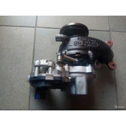 Турбина VW Golf 1.5TSI 05E145701E