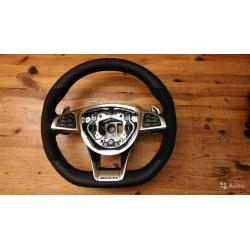 Оригинальный новый руль mercedes W205 X253 AMG