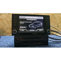 Монитор головное устройство Seat Leon 3 5F0919604A