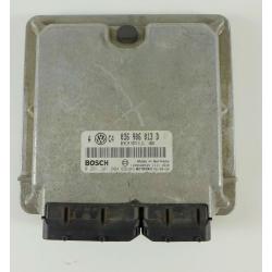 Блок управления двигателем эбу VW GOLF BORA 1.6 FSI 036906013D 0261S01004