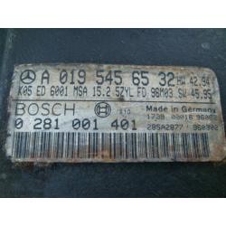 Блок управления двигателем Mercedes Sprinter 2.9 0195456532 0281001401