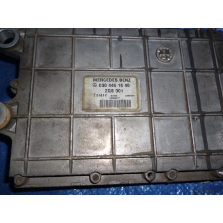 Блок управления двигателем Mercedes Atego  0004461840 ZGS 001