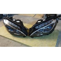 Новая Фара Левая Правая Передняя Mercedes W208 LED