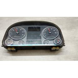 Панель приборов MAN TGA TGX euro 5 AD blue