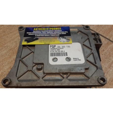 Блок управления двигателем Opel Signum Z18XER FGP 55560130
