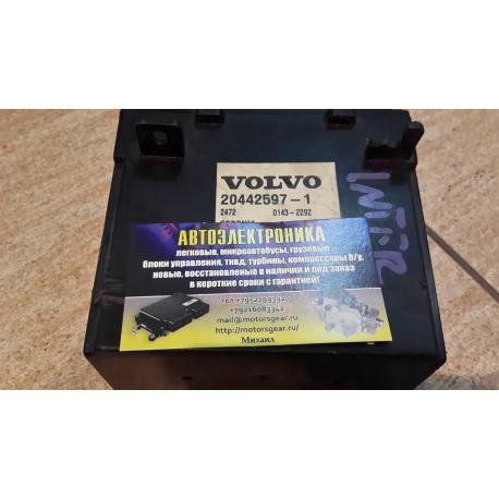 Блок управления VECU Volvo FH12 20442597-1
