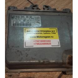 Блок управления двигателем Mercedes W124  W202 2.2 0165455532