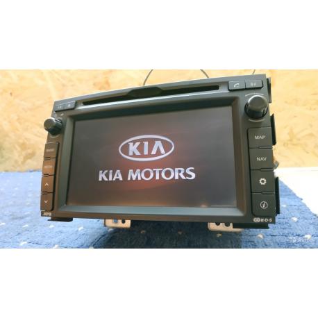 Головное устройство Kia Hyundai 96560-1H100EQ
