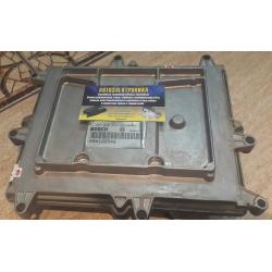 Блок управления двигателем Iveco Eurocargo Tector 0281020048 504122542
