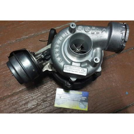Турбина AUDI VW 1.9TDI 2004 GT1749VA 0381457026 717858-5