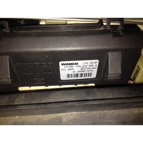 Блок управления ZBR Wabco Man TGA 81.25806-7072 4462100060