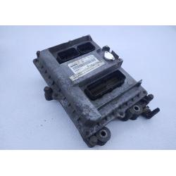 Блок управления двигателем Iveco Eurocargo 4 цилиндра 0281010253 4898111
