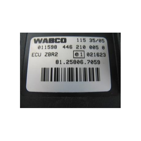 Блок управления ZBR MAN TGA  81.25806.7059 4462100050