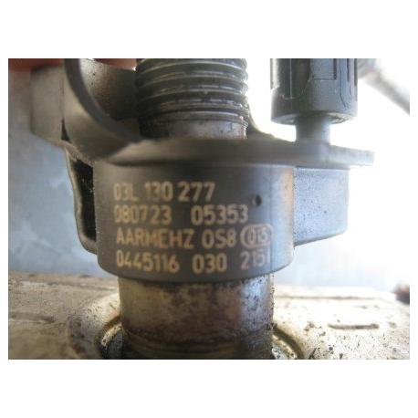 Топливная форсунка VW Tigua Touran Audi 2.0TDI 03L130277 0445116030
