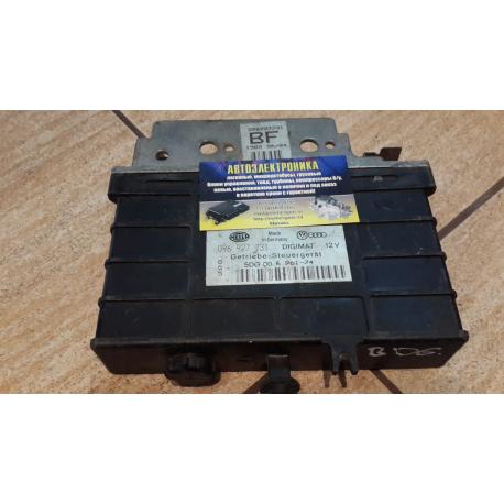 Блок управления двигателем VW Corrado G60 Passat 096927731BF 5DG006961-74 DIGIMAT