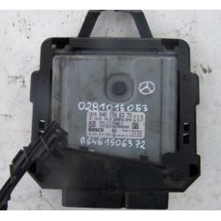 Блок управления двигателем Mercedes Sprinter 906 0281015053 / A6461506372