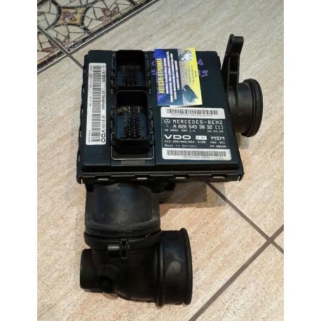 Блок управления двигателем Mercedes W168 A 0285453832 (1)