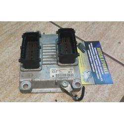 Блок управления двигателем Opel Corsa 0261208941 55557934 AY
