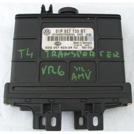 Блок управления АКПП VW T4 01P927733BT 5DG007923-24 VR6