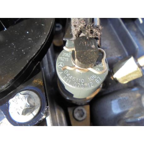 Топливная форсунка Mercedes Vito W638 2.2CDI 0445110106 A6110701287