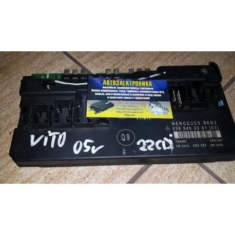 Блок BSI SAM Mercedes Vito Vaneo 2.2 cdi  A 6395450301