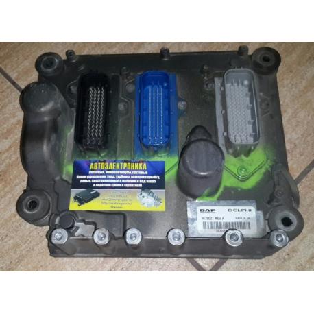 Блок управления двигателем DAF 105 Euro 5 REV A 1679021