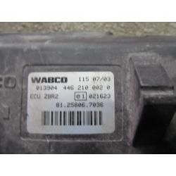 Блок управления ZBR MAN TGA TGX TGL 81.25806.7036