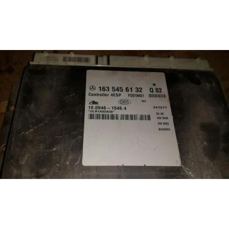 Блок управления ESP Mercedes W163 ML A 1635456132 1635458032