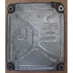 Блок управления двигателем Volvo FH Renault DXI D13A 20977019
