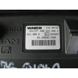 Блок управления ZBR MAN TGA TGX TGL 4462100020  81.25806.7035