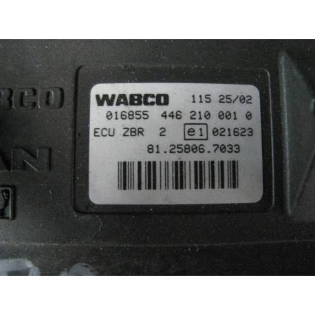 Блок управления ZBR MAN TGA TGX TGL 4462100010  81.25806.7033