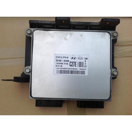 Блок управления двигателем HUNDAI SANTA FE 2,7 39108-3E360 C27E 11870486