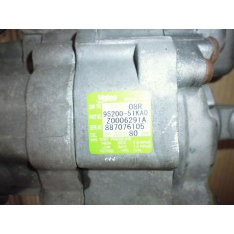 Компрессор кондиционера Suzuki SPLASH Opel Agila 1.2 95200-51KA0