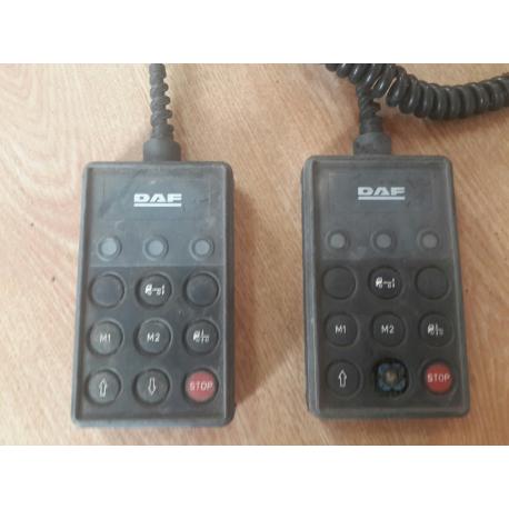 Пульт управления пневморессорами подвеской DAF без кнопки