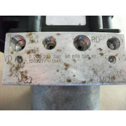 Гидроблок ABS Citroen C4 DS4 0260232732 966685880 0265801025  2012