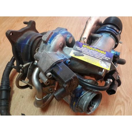 Турбокомпрессор VW SKODA AUDI 2.0 TFSI 06F145701D