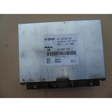 Блок управления  FFR 24V VDO MAN TGA 81.25805.7015 461470001015