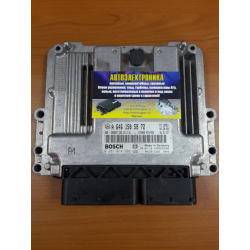 Электронный блок управления двигателем MERCEDES SPRINTER A6461505872 0281014986