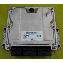 Блок управления двигателем Mitsubishi Space Star Carisma 1.9 did 0281011104 - 0 281 011 104