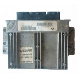 Электронный блок управления RENAULT LAGUNA II  2.0T 8200279458 8200323228