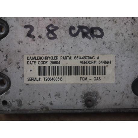 Блок управления FCM  Voyager III Crd  05144579AC A