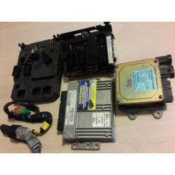 Блок управления двигателем Citroen C3 C4 9648293980 9642222380