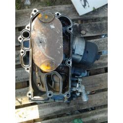 Корпус масляного фильтра Mercedes actros MP4 1842 LS
