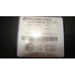 Эбу EBS Mercedes Actros MP4 A0034466002