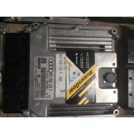 Блок управления Audi A6 2.0 BPJ TFSI ME9.1 4F2910115F 0261S02466