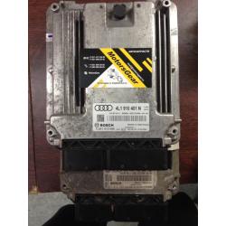 блок управления AUDI Q7 3.0 TDI 4L1910401N 0281016433 EDC17CP04